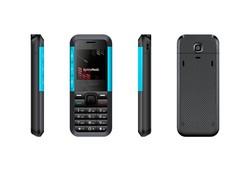 Fashion cheapest dual sim Mini phone mini5310 1.44inch GSM quadband in South America market