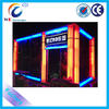 2014 hot sale real view 5d cinema equipment movie simulator