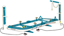 WHIZ T2K auto body chassis straightening frame machine