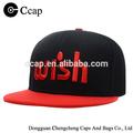 de alta calidad de la marca snapback tapa sombrero con bordado 3d imagen