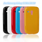 Promotion !!! Soft TPU Waterproof Case for Samsung Galaxy s3 mini I8190
