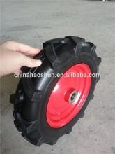 garden trailer tires and wheels / wheelbarrow tire 3.50-8