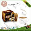 غانوديرما الصافية استخراج العضوية أعشاب التخسيس القهوة( غانوديرما قهوة فورية)