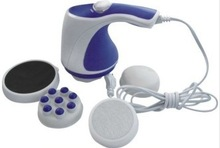 relax spin & tone hot sale in Europe body massager for slimming and relaxing vibrating body massager as seen on TV CE ROHS