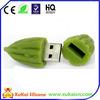 cute bitter gourd shape custom USB flash drive case