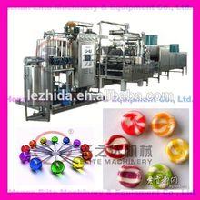 New PLC full-auto lollipop making machine