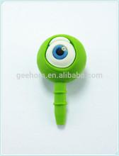 Soft PVC Durable Anti Dust Plug for Samsung 3.5mm