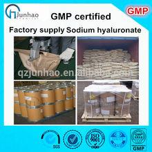 Rifornimento della fabbrica certificato GMP ialuronato di sodio cas: 9067-32-7