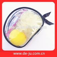Sponge Ball Plastic Comb Bath Flower Cheap Massage Home Bath Spa Brush