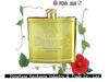 5oz whisky dewars hip flask stainless steel gold hip flask/square flask/FDA flask