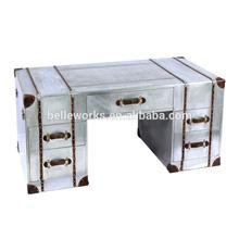Handmade Aluminium Home Office Desk