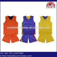 custom sublimation basketball jerseys in guangzhou