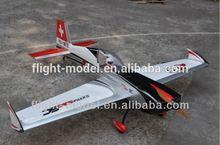 Carbon fiber 3D performance model F151 Extra 330SC 60cc 93in toy plane