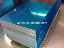 Mill finish and marine grade aluminum sheet
