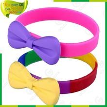 customized colorful silicon wrist band,silicon rubber band,silicon band