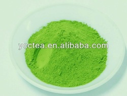 organic green tea powder matcha