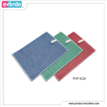 high quality microfiber kitchen cloth with printed design