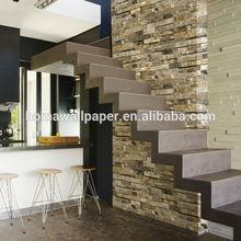 PVC wallpaper 3D brick wallpaper
