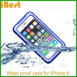 Ibest factory price waterproof cheap mobile phone case ipx8 waterproof case for iphone 6/6 plus,waterproof case