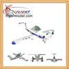 """Cri-Cri 70"""" M092 aircraft balsa wood model airplane"""