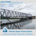 aço galvanizado do espaço truss cavalete ponte estrutura