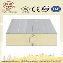 hot sale pu sandwich panels in Changzhou