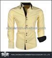 color amarillo camisas para hombres