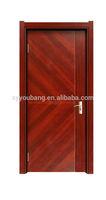 China melamine HDF moulded door skin for interior door