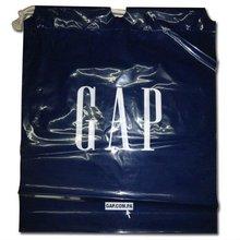 Custom bioderadble die cut plastic shopping bag