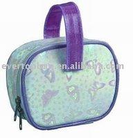 Wholesale cheap big space ladies vanity bags