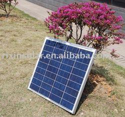 12V 50W Polycrystalline Silicon solar panel price