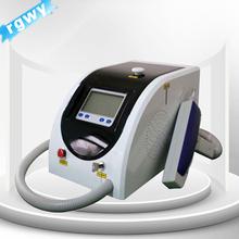 Q interruptor nd yag láser de eliminación de tatuajes de la máquina distribuidores querían