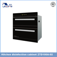 Two layer /high temperature /built-in dish disinfecting cabinet