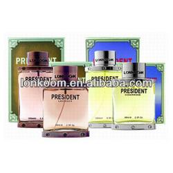 2014 royal smart Eau De Parfum 100ml Glass Bottle OEM & ODM