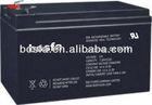 12v 7.2ah standby battery sealed lead acid battery 12v 7.2ah small ups valve regulated lead acid battery 12v 7.2ah