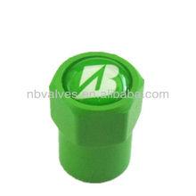 Branded car plastic cap /tire valve cap