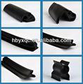 100% EPDM PVC de alta qualidade de vedação de borracha para auto vedação de vidro