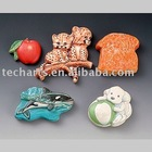 ALBB-0008 Special 3D Printing polyresin fridge magnets