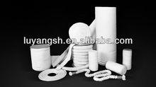 Ceramic Fiber Textiles ( yarn, rope, tape, cloth )
