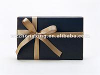 Christmas Series Round Cardboard Gift Box