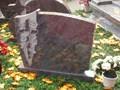 Ocidental granito lápide estátua escultura barato