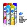 Aerosol Air Freshener--Many different fragrance : lemon, rose, jasmine, strawberry ,apply, lavender, sandalwood...