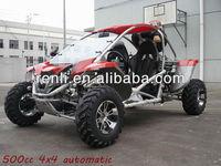Buggy(500cc 4X4) EEC eec road legal go kart/dune buggy