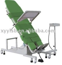 Rehabilitation Tilt Table Microcomputer Control (ISO 9001/13485 approved)
