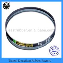 NR rubber v belt