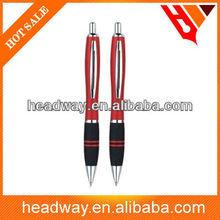 Metal pen of triangle shape