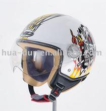 ECE open face helmet scooter helmet HD-592