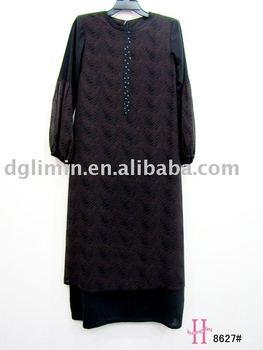 baju abaya kaftan jilbab from hijab scarf factory supplying abaya pajama pyjama kaftan jubah blouse