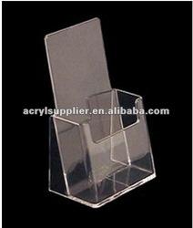 acrylic brochure holder/acrylic brochure display