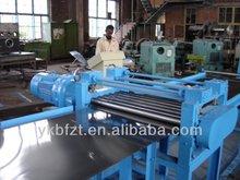 Flattening machine or Straigntener or Lever for packaging machine or steel drum making machine 200L